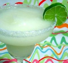 You can never have too many margaritas (well, maybe you can...).