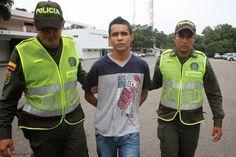 """Noticias de Cúcuta: Cayó presunto sicario del """"Clan Úsuga"""" portando un..."""