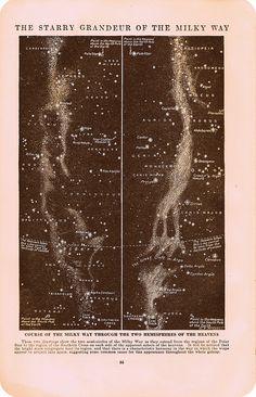 Map: Milky Way