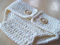 crochet diaper patterns free | Image of PDF Crochet Pattern - Dapper Diaper Cover