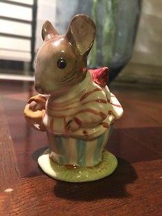 Beswick / Warne, Mrs. Tittlemouse Beatrix Potter Figurine 1948