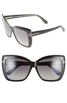 69a301e59b7c TOM FORD  Irina  59mm Polarized Sunglasses.  tomford   Tom Ford Sunglasses