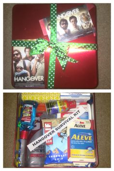 What should I put in a college survival kit for a high school grad cheaply!!! 10 POINTS!!?