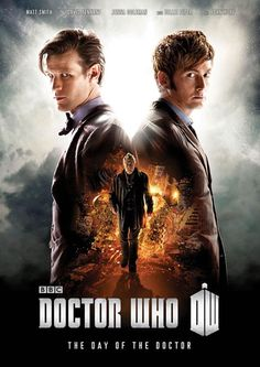 Event: Doctor Who 3D – 50th Anniversary for all germans! at the cinema in 3D- i have my tickets - im so excited - cant wait for it!!!!