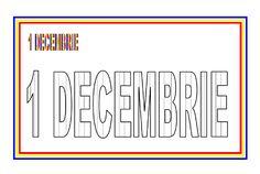 Fisa de colorat - 1 Decembrie Coloring Pages, Teacher, School, House, Ideas, Decor, Kids, Quote Coloring Pages, Professor