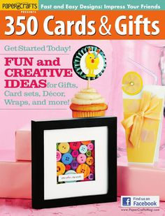 #ClippedOnIssuu from Paper Crafts 350 Cards & Gifts, vol. 1