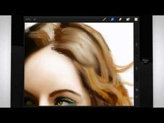 ▶ Portrait Painting using Procreate, for iPad - YouTube