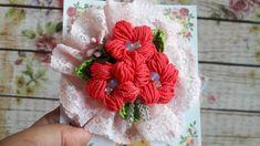 Crochet Flowers, Crochet Hats, Band, Accessories, Ribbon, Bands, Crochet Flower, Yarn Flowers