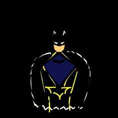 The dark knight Snapchat Art, Dark Knight, The Darkest, Batman, Superhero, Fictional Characters, Superheroes, Fantasy Characters