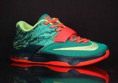 huge discount f72d4 91c59 Nike KD 7  Weatherman  Releasing in March