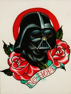 Buy 1 and Get 1 Free Coupon Darth Vader Star Wars Ro.- Buy 1 and Get 1 Free Coupon Darth Vader Star Wars Roses No Hope Cross Stitch Pattern Counted Cross Stitch Chart Pdf File - Star Wars Tattoo, Star Tattoos, New Tattoos, Sleeve Tattoos, Cool Tattoos, Tattoo Stars, Watch Tattoos, Hand Tattoos, Tatoos
