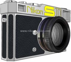 Nikon SD et Nikon FT-D, I had a dream …