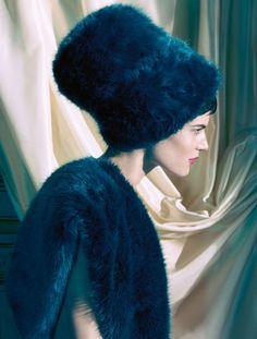 H Magazine Winter 2012: Château Chic by Camilla Akrans