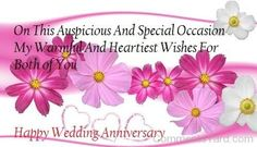 Anniversary message for brother Wedding Anniversary Greetings, Anniversary Message, Happy Anniversary Wishes, National Teacher Appreciation Day, Thank You Wishes, Wedding Day Quotes, Florida Wedding Venues, Happy Birthday Images, Pearl Flower