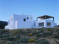 simplicity love: Villa in Milos, Greece | [BP] Architectures