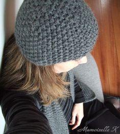 bonnetbabya2 Tuto Bonnet Tricot, Tricot Bonnet Femme, Echarpe Tricot, Laine  Tricot, Tricot 62eaf41bbd4