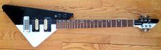 Bill B&W Cobra guitar- jA