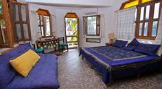 room Alcatres @ Hotel Gilda, Barra de Cocuya/Acapulco (Guerrero), Mexico