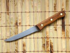 Chicago Cutlery C61 Boning Fillet Knife Refurbished Kitchen Knife Vintage C 61  #ChicagoCutlery