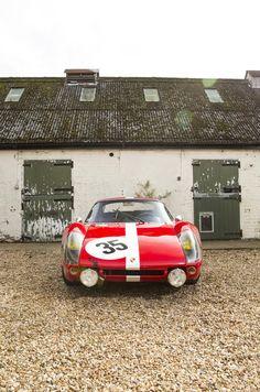 1964 PORSCHE 904 GTS ENDURANCE RACING COUPE
