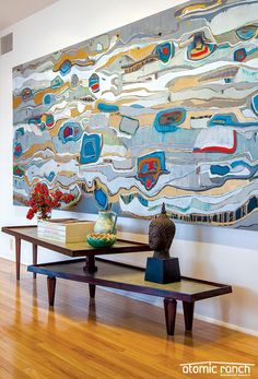 Mid Century Homes Style- Modern Interior Design Decor Ideas