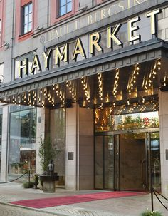 Haymarket - 25AH