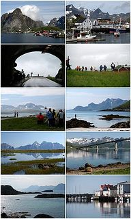 Norway Lofoten Islands - Cycling Holiday