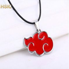 HSIC Naruto Anime Akatsuki Red Cloud Necklace Floating Locket Environmental Alloy Jewelry Jewelry Gift Dropshipping. Yesterday's price: US $2.35 (1.94 EUR). Today's price: US $1.43 (1.24 EUR). Discount: 39%.