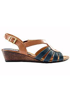 Riva Leather Strappy Sandals