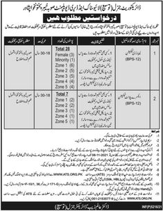 Lab Technician Jobs in Live Stock and Dairy Development KPK 2021