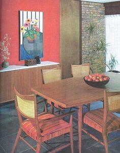 Mid Century HOME INTERIOR DECORATING 18 Book SET Vintage Retro MODERN ATOMIC Ranch,DESIGN PROJECT Eames Era