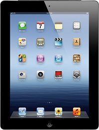 i pad 3- 64 GB -wifi-4G (Verizon)  Want ONE....Black please