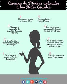 8 Consejos de Madres aplicados a las Redes Sociales
