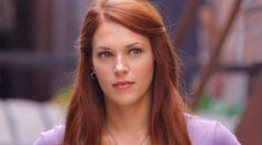 El blog de las series americanas: Amanda Righetti (Grace Van Pelt en El Mentalista)