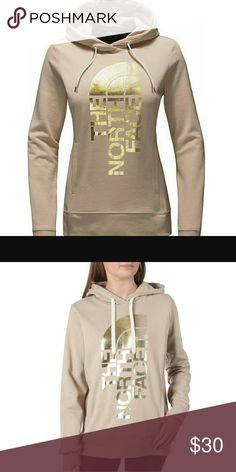 North face trivert hoodie Barely warn 2 times North Face Tops Sweatshirts & Hoodies