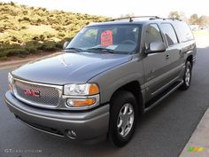 2006 Yukon Xl Denali Awd Steel Gray Metallic Stone Gray Photo 1 In 2020 Gmc Yukon Denali Gmc Yukon Xl Gmc Yukon