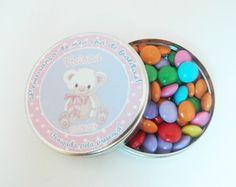 Lata Mint To Be - Ursa lilás e rosa