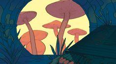 ArtStation - Typha : Backgrounds 4, Jonas Genevaz