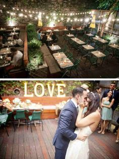 Think about the price | On the blog: Why Choose a Restaurant for a Wedding Reception? Great tips!