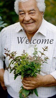 Antonio Carluccio's cooking with wild editable plants
