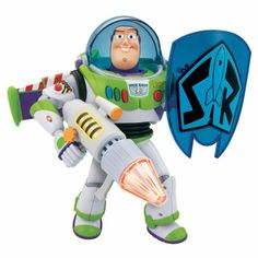 Toy Story Collection Figure Buzz Lightyear Power Blaster