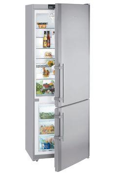 Refrigerateur congelateur en bas Liebherr CNESF 5113-2 INOX 15J