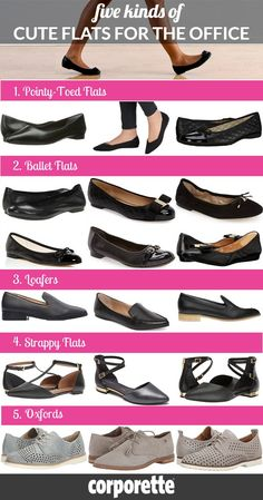 The Hunt Cute Flats for the Office Corporette com is part of Work flats shoes - If you're hunting for cute flats for the office, look no further we've rounded up of all the major styles for 2018 Great for all sorts of work outfits! Business Professional Outfits, Business Casual Outfits, Office Outfits, Young Professional, Business Style, Business Attire, Classy Outfits, Stylish Outfits, Flat Shoes Outfit