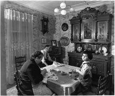 La salle à manger de Madame Lucienne 1953 ¤ Robert ...