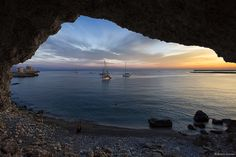 Natural frame Rhodes Greece by Dimitris Koskinas on 500px