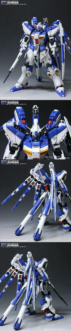 G-System 1/72 Resin Kit RX-93-V2 Hi-Nu Gundam | DesmondChieng.com