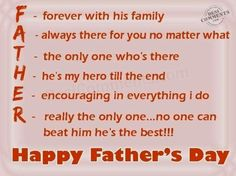 fathers day, fathers day 18 june 2017, fathers day 2017, fathers day celebration, fathers day craft, fathers day facebook coverpage, fathers day quotations, fathers day quotes, fathers day wallpapers,