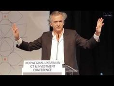 """Kurds Defeat ISIS on the Ground - http://www.richardcyoung.com/essential-news/kurds-defeat-isis-on-the-ground/ - Bernard-Henri Lévy is one of France's most famed philosophers, a journalist, and a bestselling writer. Here he discusses ISIS and how the Kurds have """"routed IS's rabble army without a fight. … the IS hordes are much braver when blowing the heads off defenseless young Parisians than when fac..."""