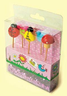 Rachel Ellen Mary The Fairy Candles & Confetti: Amazon.co.uk: Toys & Games