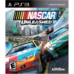 Jogo Nascar Unleashed - PS3